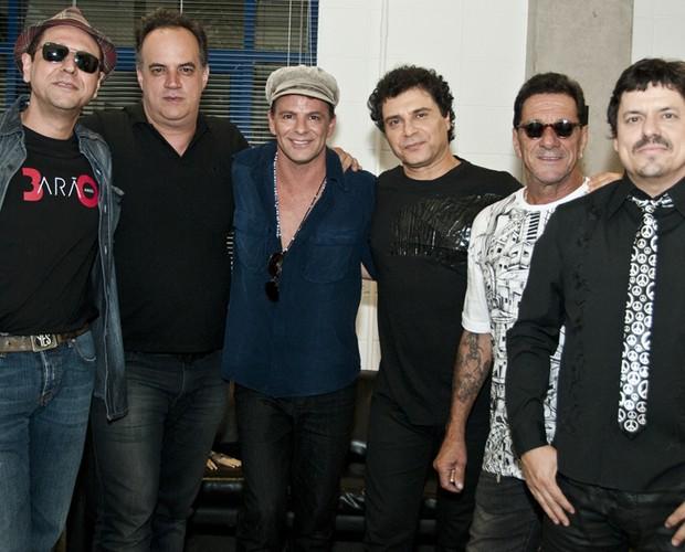 Fotos Grupo (Foto: BBB / TV Globo)