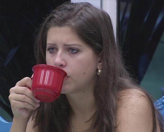 BBB às 10h32m do dia 06/03. (Foto: Big Brother Brasil)