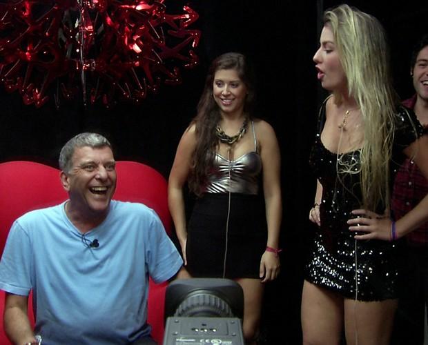 ao vivo (Foto: BBB / TV Globo)