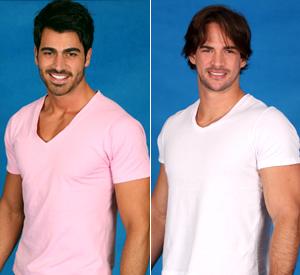 Qual brother você quer eliminar? Vote! (Inácio Moraes / TV Globo)