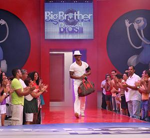 Lucival é eliminado com 48% dos votos (Inácio Moraes / TV Globo)