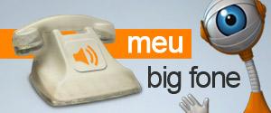 Atenção! Mande uma mensagem do Big Fone para alguém e divirta-se (BBB / TV Globo)