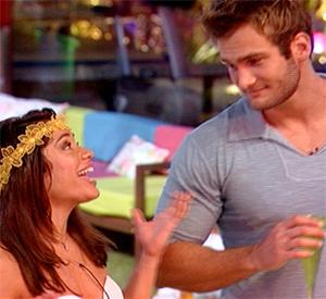 Música dedicada: Maria canta 'Você' para Wesley (BBB / TV Globo)