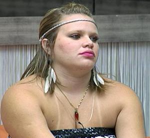 Paula é eliminada da casa do BBB11 no 13º Paredão (BBB/TVGlobo)