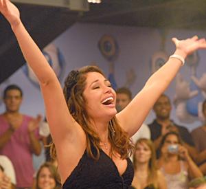 Maria vence o BBB11 e ganha R$ 1,5 milhão (Leonardo Simplício)