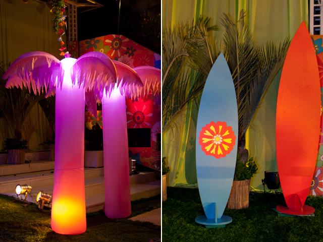 decoracao festa luau:Fotos: Confira os melhores momentos da Festa Luau – fotos em noticias