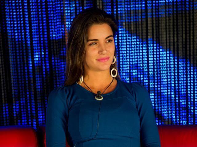 A gatíssima Laisa, que arrasou no BBB12, agora está no reality espanhol, o Gran Hermano