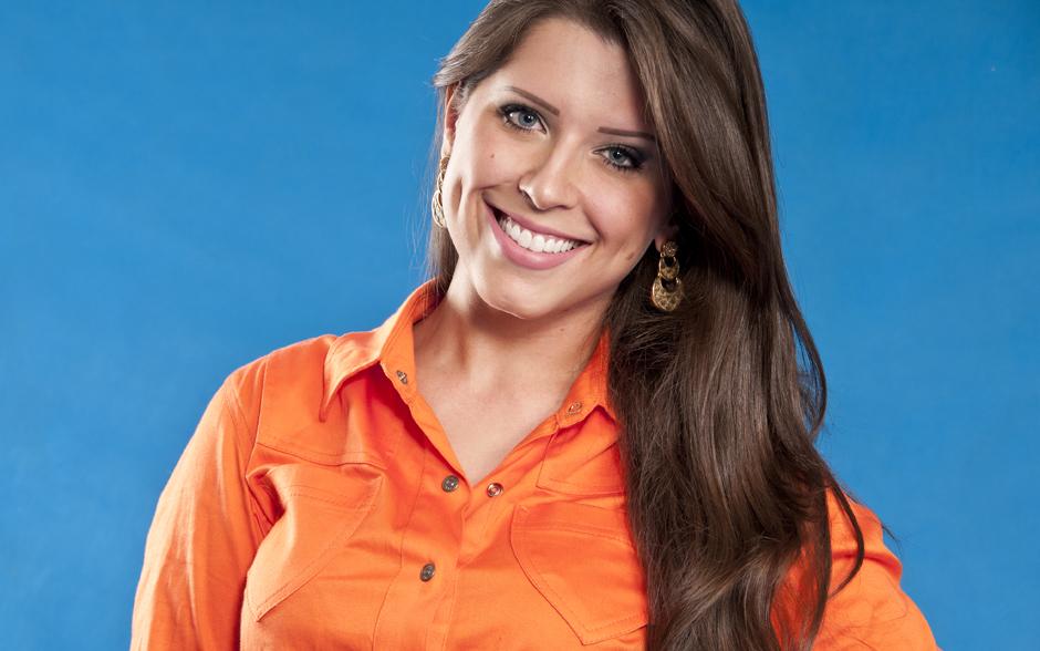 Para realizar um sonho de infância, Andressa começou a participar dos concursos de miss