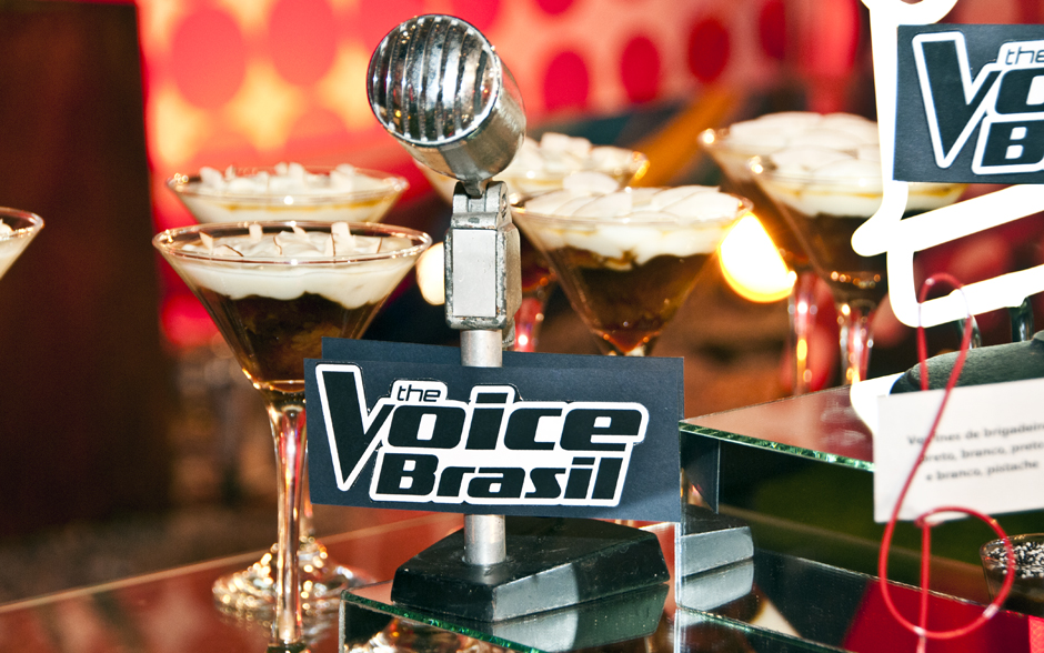 Para agitar a noite dos brothers, nesta quarta-feira rola a Festa The Voice Brasil