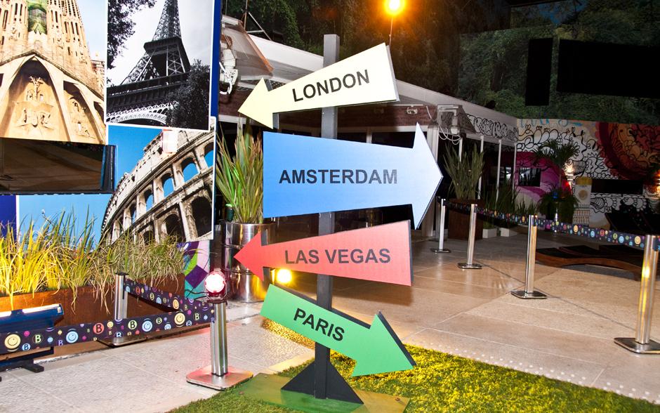 A Festa Volta ao Mundo faz uma viagem pelos quatro cantos do planeta