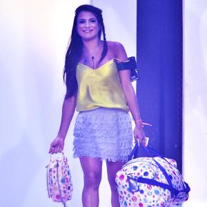 Kamilla saindo 300x300 (Foto: BBB / TV Globo)