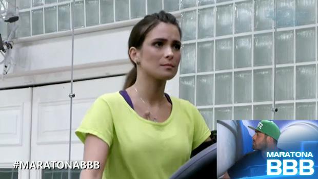 yuri analisa kamilla (Foto: BBB / TV Globo)