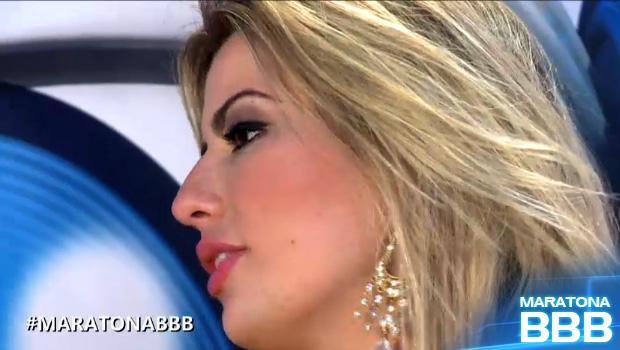 Fernanda Maratona (Foto: BBB / TV Globo)