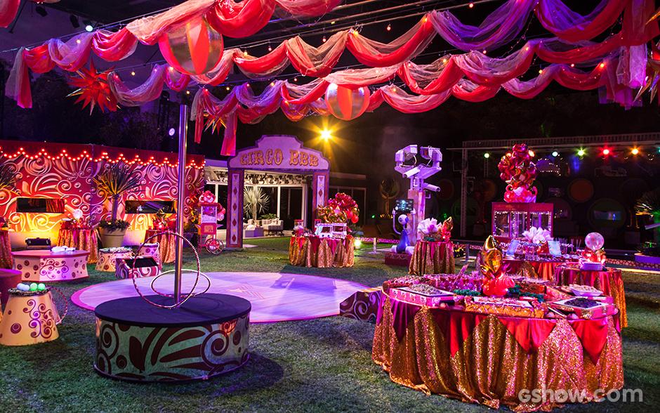 decoracao festa rave : decoracao festa rave:Festa Rave Decoração Cores Neon Colorido Bbb 13 Big Pictures To Pin