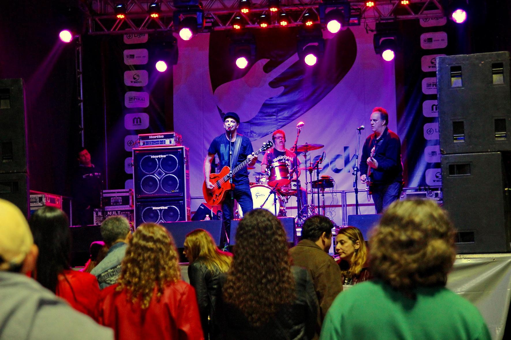 Rio Sul Rock Festival, em Piraí