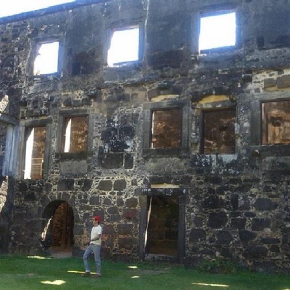 O Aprovado de sábado, 5, explora as ruínas do Castelo Garcia d'Ávila