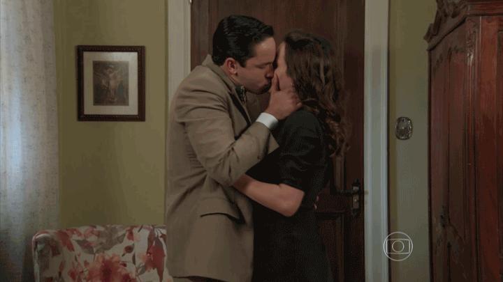 Celso e o beijo arrependido