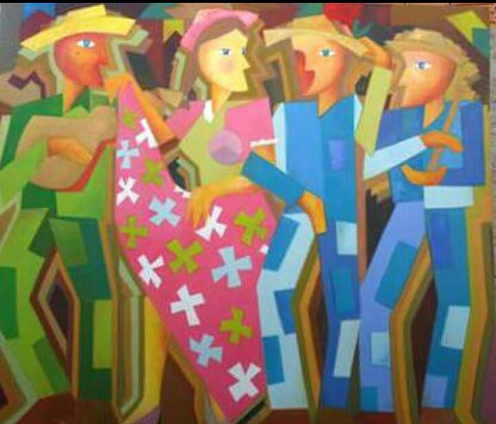 No Canto Das Artes, o trabalho de Ozires Paulo