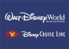 Logo  Walt Disney World e Disney Cruise Line