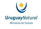 Logo  Ministério do Turismo do Uruguay