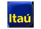Logo Itaú.