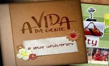 Navegue por álbum virtual e conheça a novela (A Vida da Gente/TV Globo)