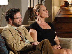 Minerva diz que vai disputar prefeitura com o ex-marido (Foto: Morde&Assopra/TVGlobo)