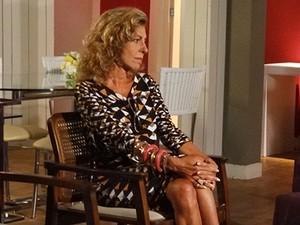 Maruschka aceita sua nova condição (Foto: Aquele Beijo/TV Globo)