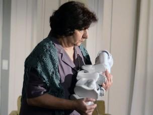 Salomé rapta o Zariguim (Foto: Morde & Assopra / TV Globo)