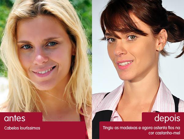 Carolina Dieckmann é Diana