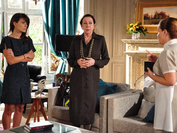 Olga descreve Fred para Diana e Bete