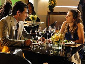 Diana avisou a Mauro que vai se divorciar de Gerson