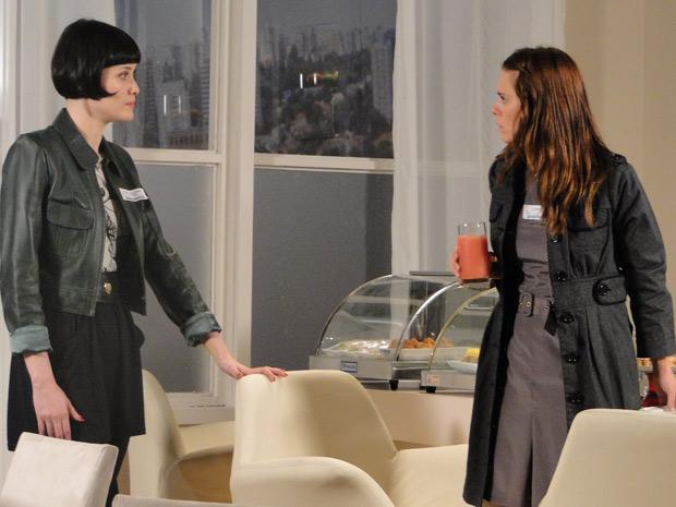 Melina conta que Gerson já entrou em depressão e chegou a tentar tirar a vida. Diana fica chocada
