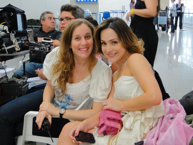 Gabriela Duarte e Natalia Grimberg