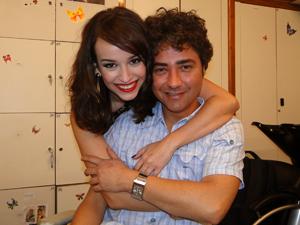 Marcella Valente e Marcelo Dias