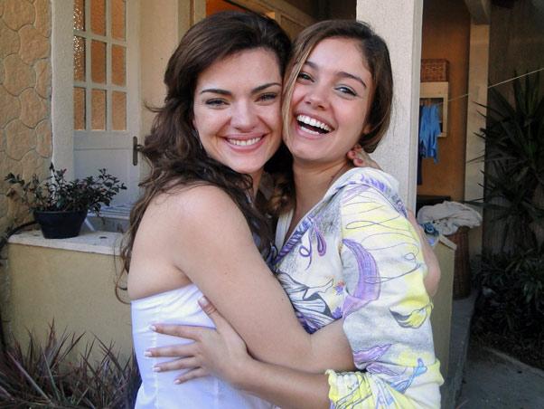 Mayana Neiva e Sophie Charlote