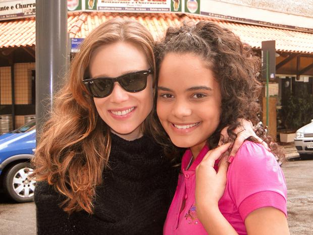 Mariana Ximenes e Carol Macedo