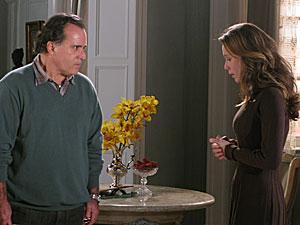 Clara contou a Totó que era namorada de Fred