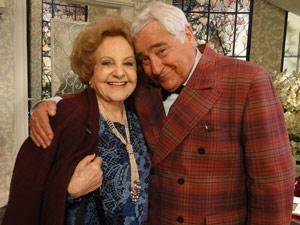 Luis Gustavo contracenou com a atriz