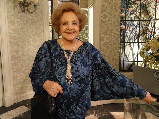 Eva Todor revive personagem de