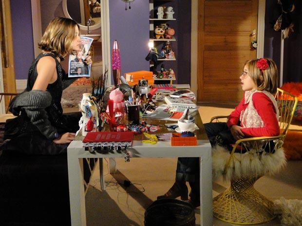 Valquíria acusa Mabi de ter armado para separá-la de Luti
