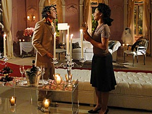 Clotilde ajuda Jacques com os últimos preparativos