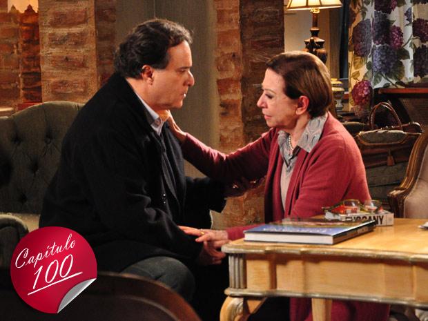 Bete (Fernanda Montenegro) e Totó (Tony Ramos): entenda a história dos personagens