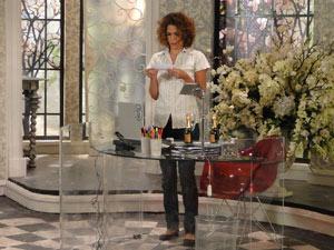 Rosário encontra o bilhete de 'Roberval'