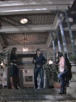Manuela, Solano e Estela