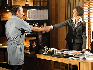 Gino fica feliz e agradece Rebeca