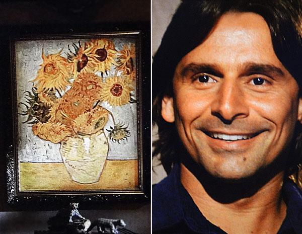 Van Gogh inspira Solano