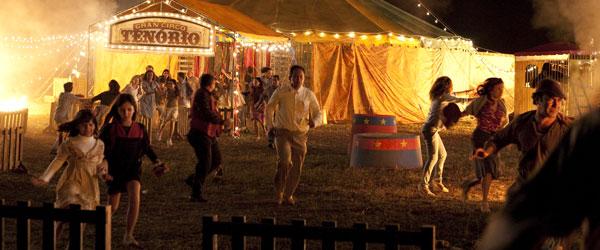 Fogo no circo