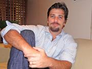 Bruno Gagliasso fala de livros, cinema e música (Passione / TV Globo)