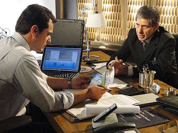 Mauro constata que Noronha estava envolvido na roubalheira